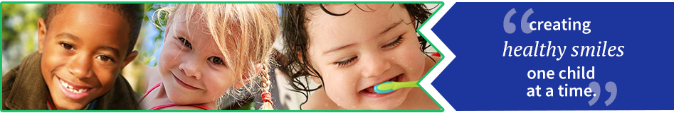 Contact Us page from Pediatric Dentists - Dr. David Parrish and Dr. Jaime Stinnett